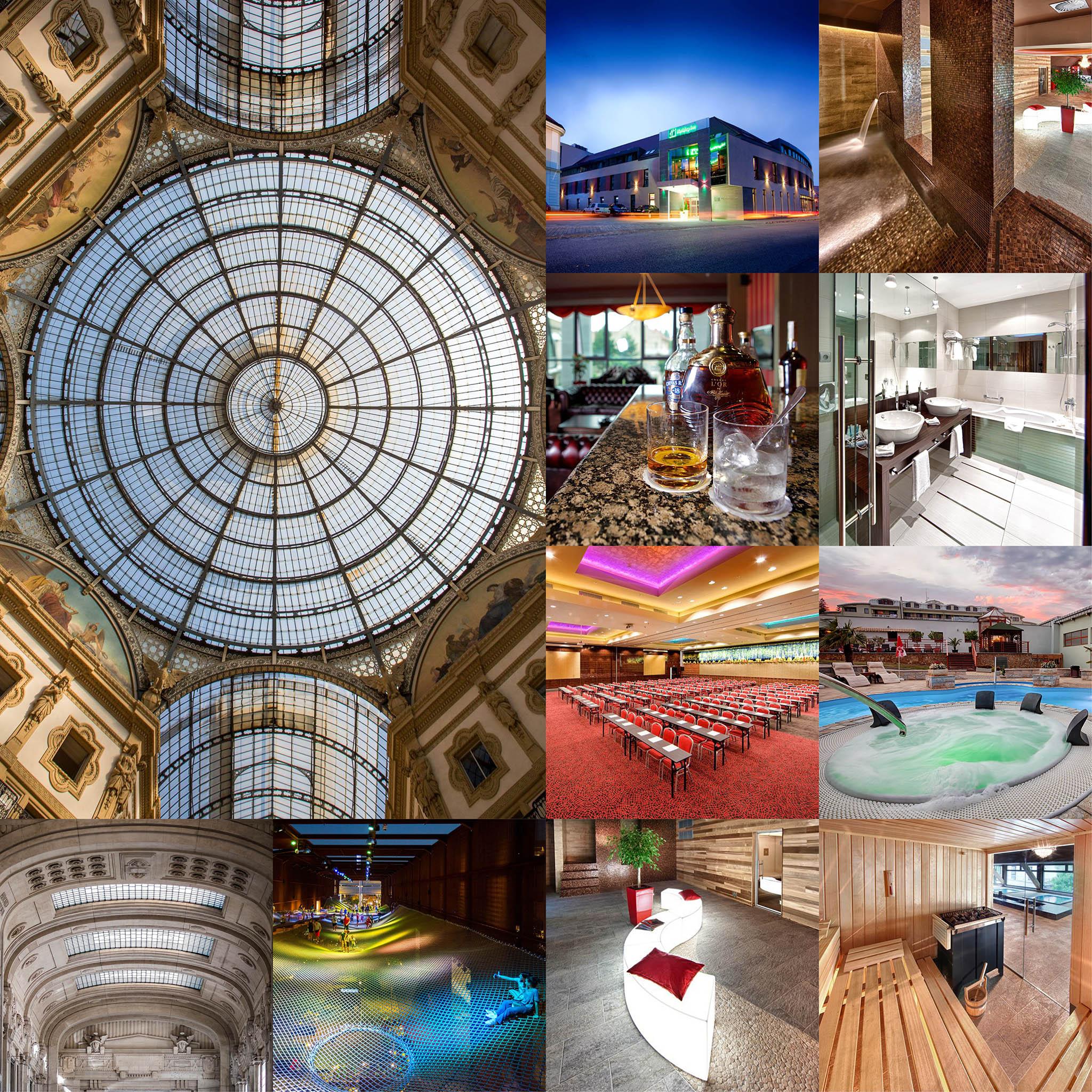 Nafotenie firemných reklamných fotografií a architektúry