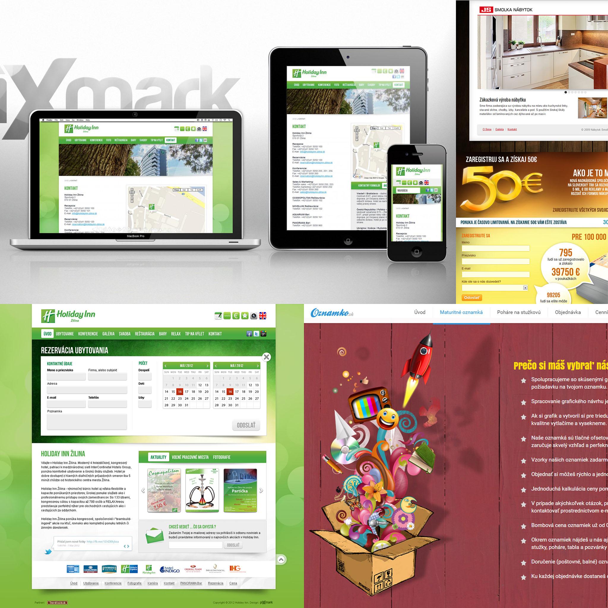 Výroba web stránok a e-shopov